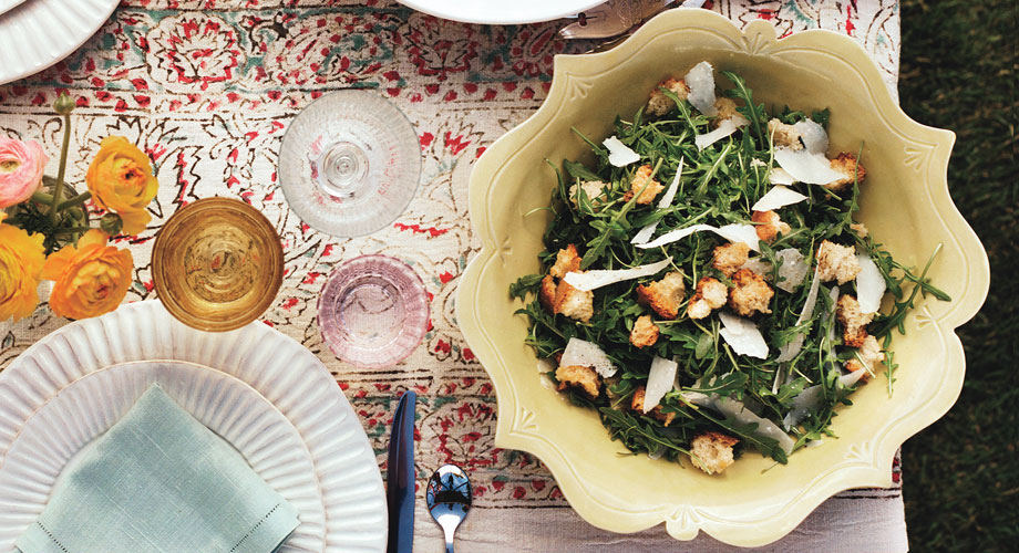 ... Salmon Salad With Capers And Shaved Parmesan Recipes — Dishmaps