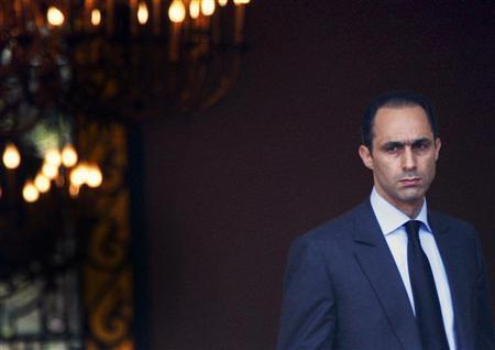 gamal mubarak announces plans to run for presidency