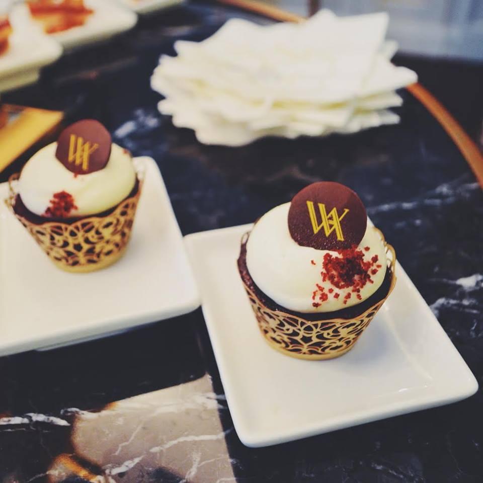 New York City Waldorf Astoria Hotel Red Velvet Cake