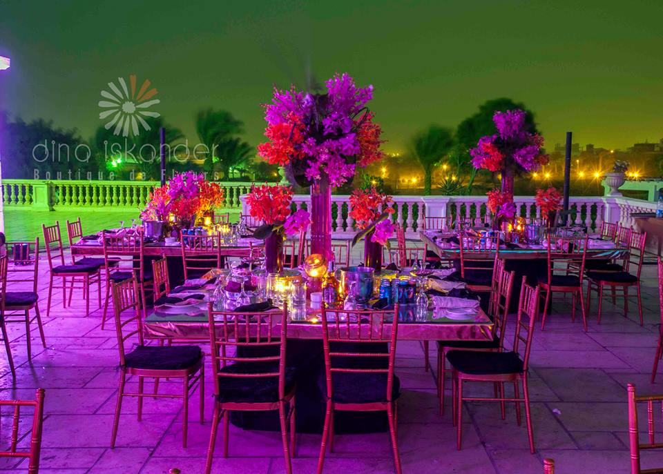 19 wedding planners in cairo thatll make your dream wedding come dina iskander junglespirit Images
