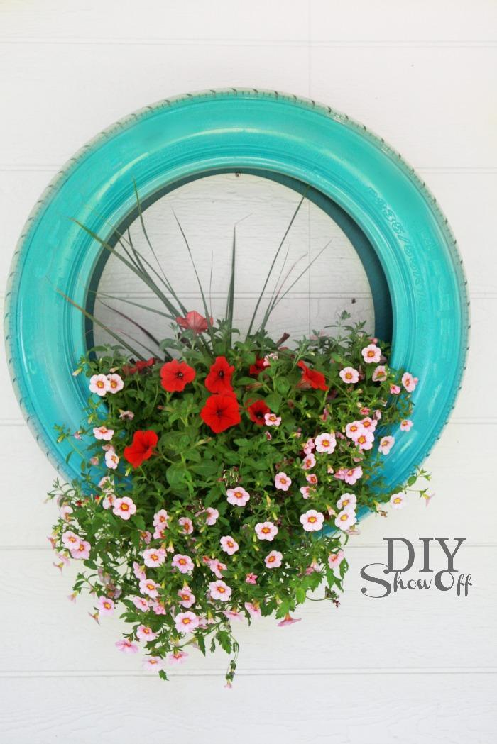 diy  purposing  tires