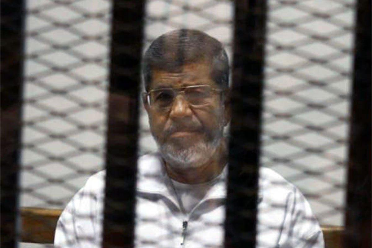 Mohamed Morsi Sentenced To Death