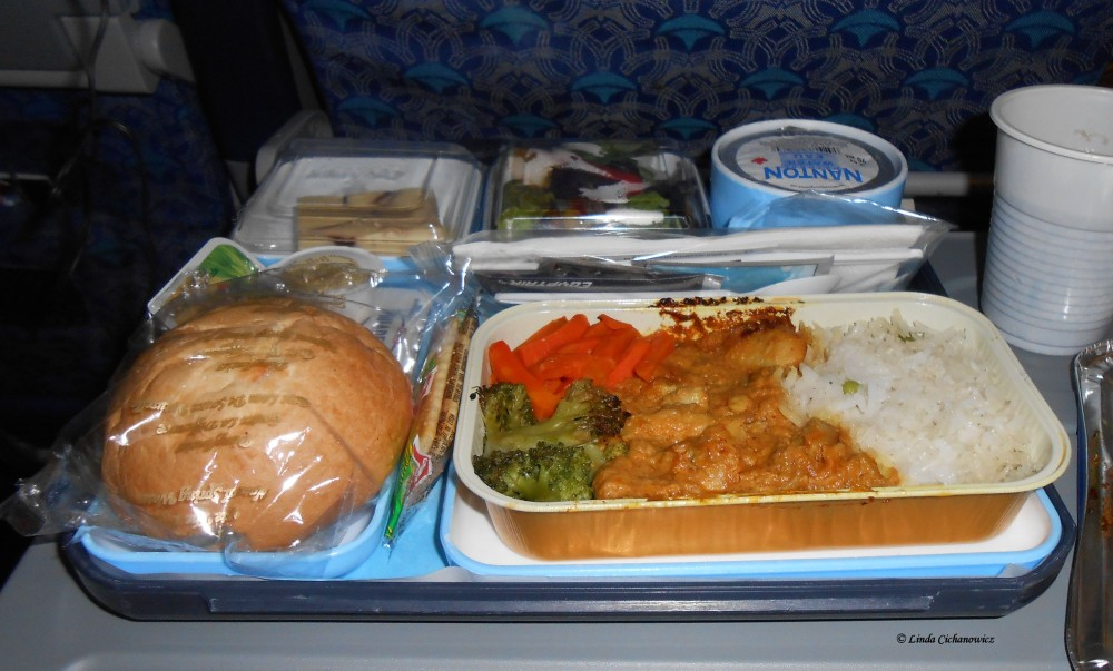 Dear EgyptAir Please Start Serving Antinal With Your Food