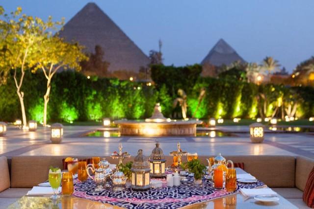 Mena House Hotel Restaurants