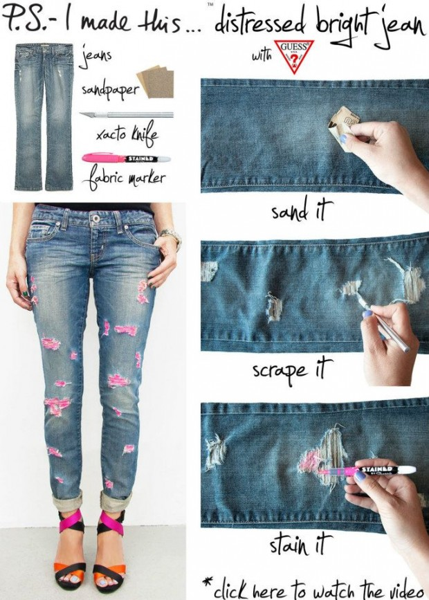 Diy turn your wardrobe into a summer fashion statement 1 solutioingenieria Image collections