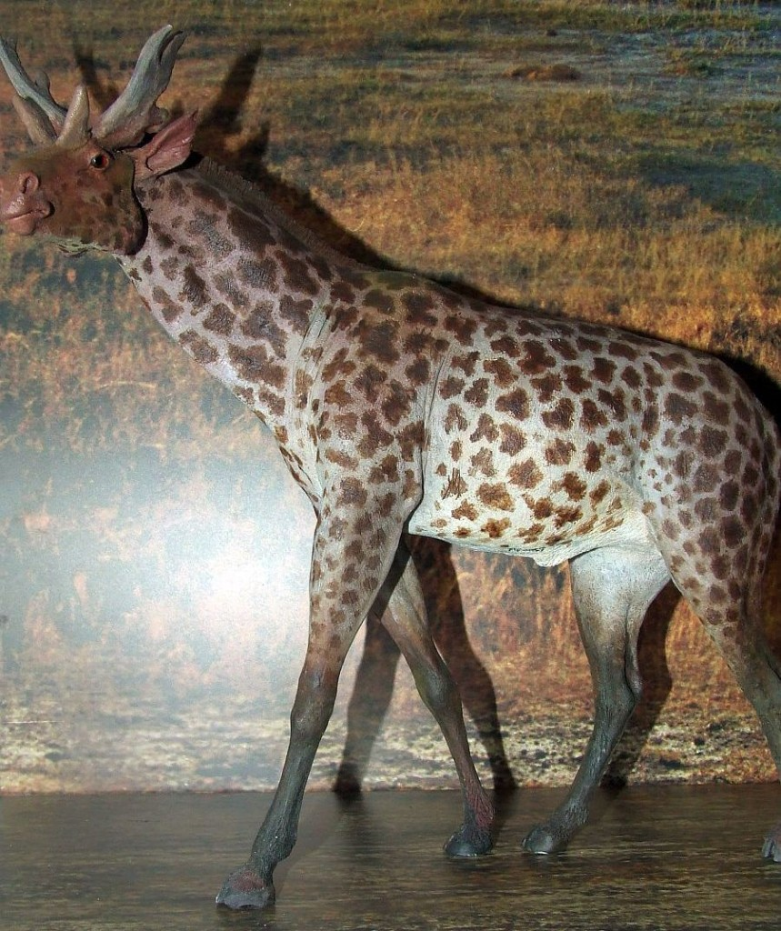 Vector Image Sivatherium extinct By 6000 Bce Scoop Empire Extinct Animals That Once Lived In North Africa