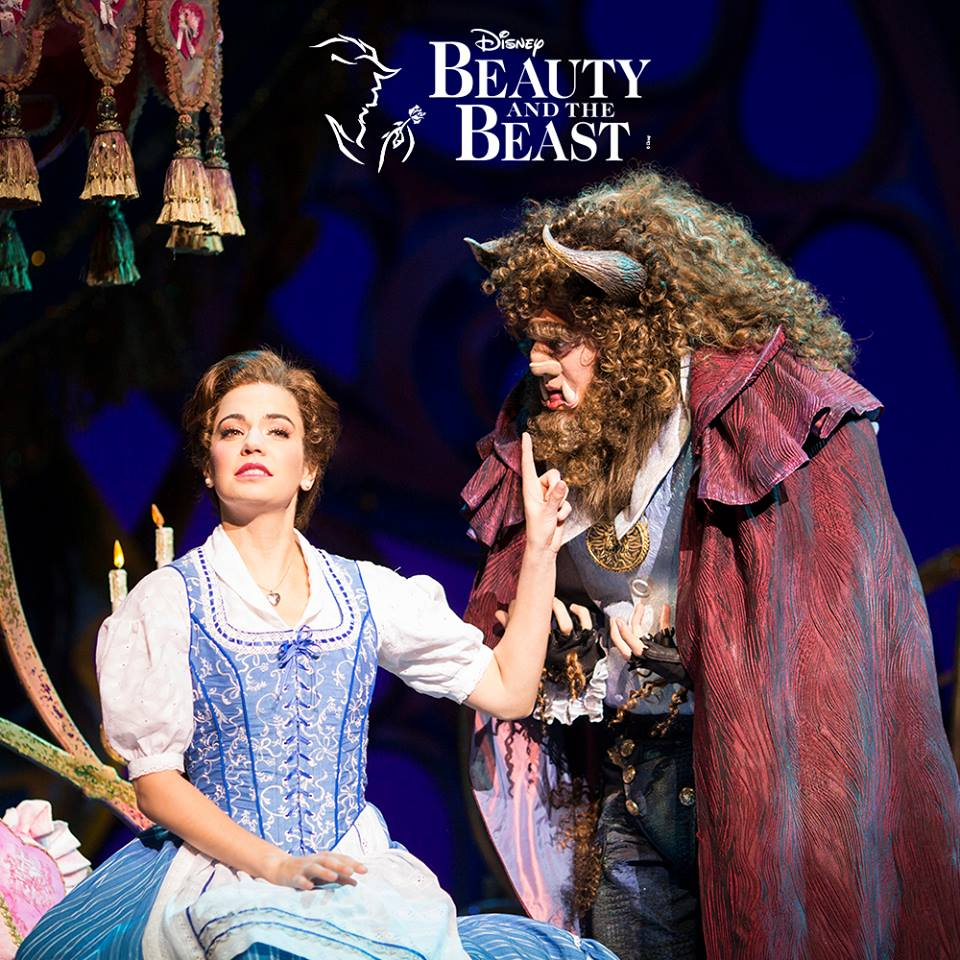 Disney's 'Beauty and the Beast' Broadway Musical for the First ...