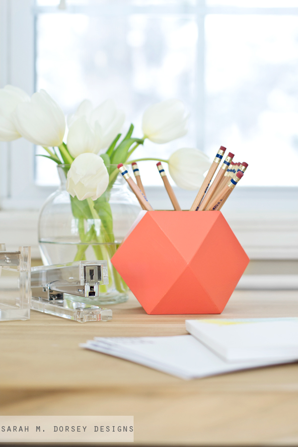 Diy Spice Up Your Desk With These Easy To Make Office