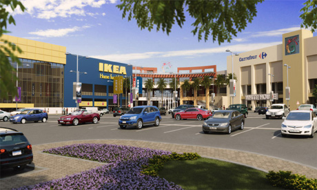 Ikea egypt