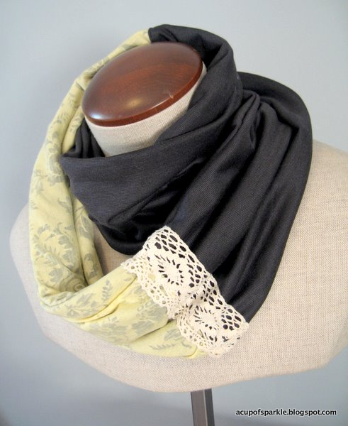 diy fall scarves