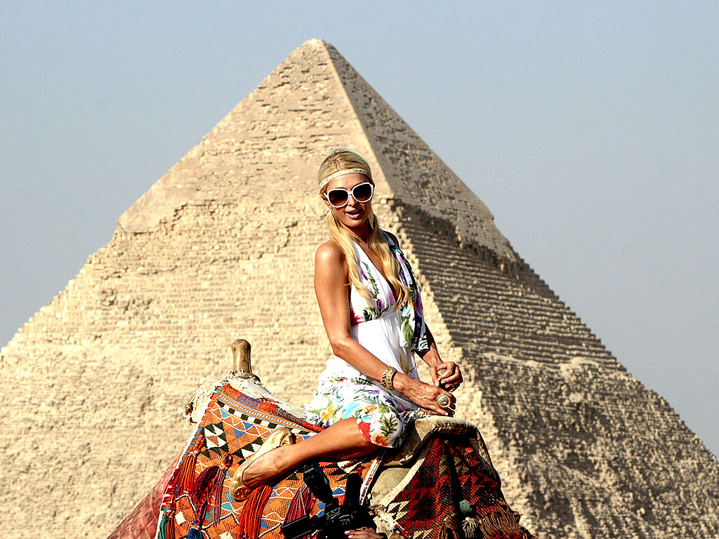 Thisisegypt 17 Famous Celebrities Who Visited The