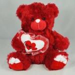 I Love you Red Teddy Bear