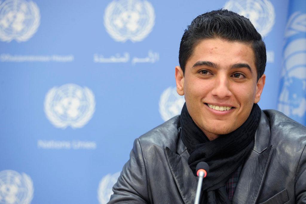 10 arab celebrities doing good deeds as un goodwill for Assaf lebanese cuisine