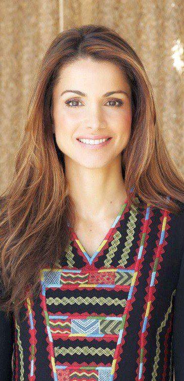13 Times Queen Rania Gave Us Major Hairgoals Scoop Empire