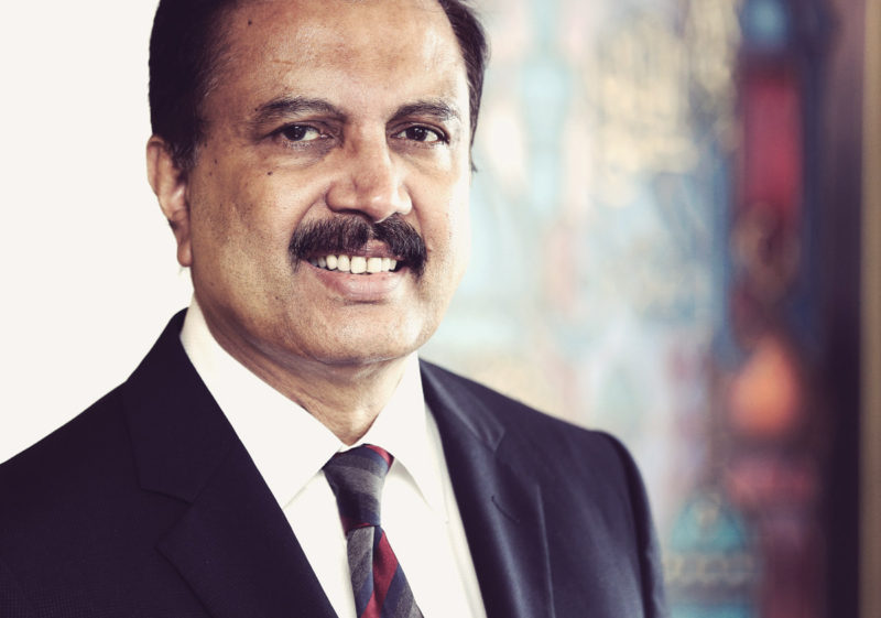 Dr. Azad Moopen, Chairman of DM Group