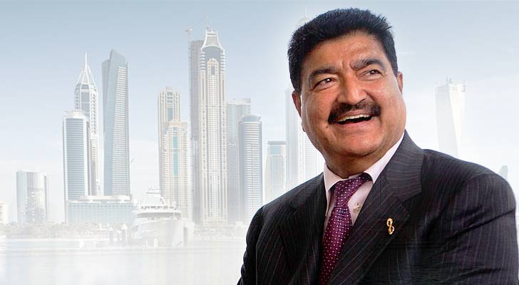 Dr. B.R. Shetty, Founder of NMC Hospitals and UAE Exchange
