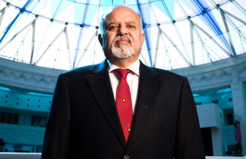 Mukesh Jagtiani, Chairman of Landmark Group