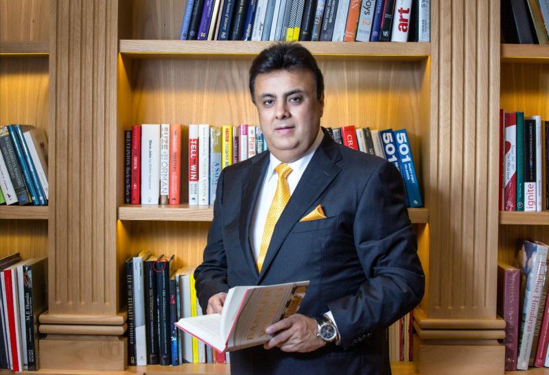 Sunil Vaswani, Group Chairman of the Stallion Group