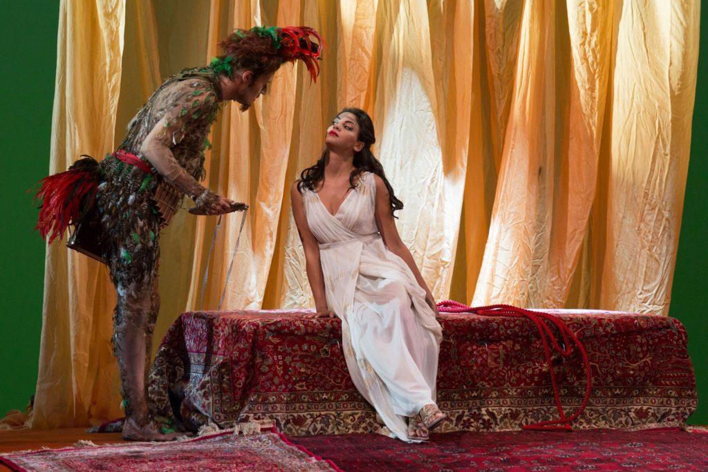 Fatma Said as 'Pamina' in La Scala's performance of Mozart's 'The Magic Flute,' Sep. 2, 2016. Photo courtesy Teatro della Scala.