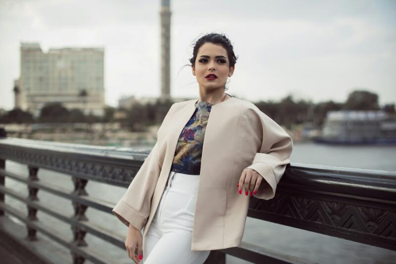 Sarah Bahaa The Egyptian Fashion Designer On A Mission To Change Hijabi Fashion Scoop Empire