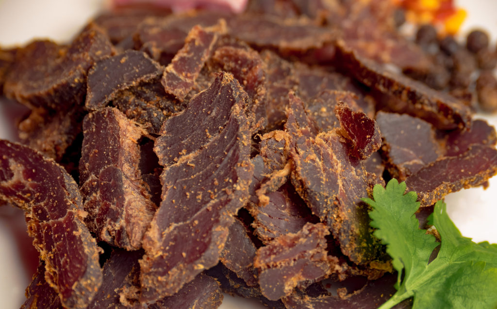 Food Network Beef Jerky