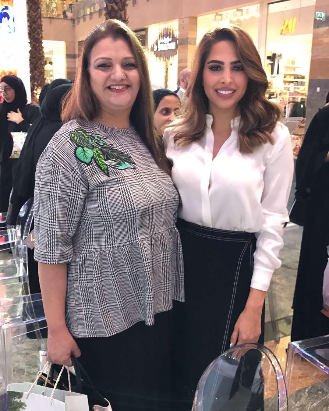Kuwaiti Fouz Al Fahd Is THE Undisputed Social Media Goddess