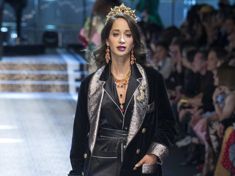 lana-sahely-dolce-gabbana-fall-2017-ready-to-wear-promo