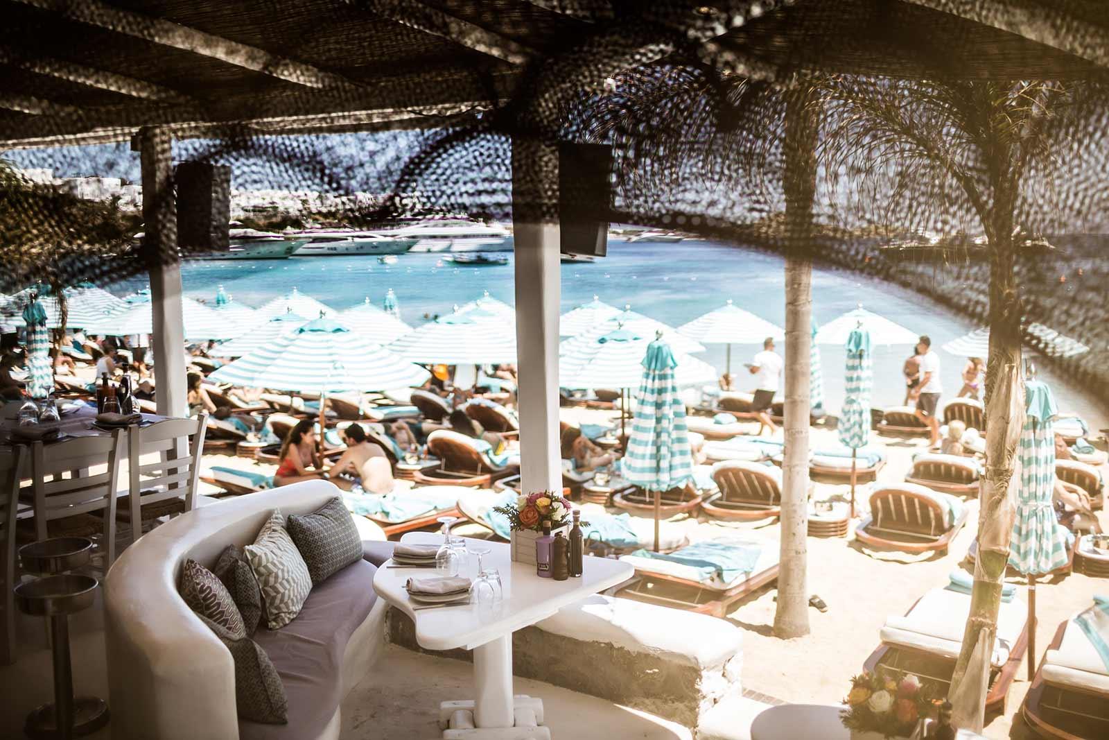 Mykonos Beach Bar Nammos Loses Its License Scoop Empire