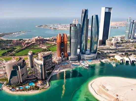 Abu Dhabi Corniche(1)