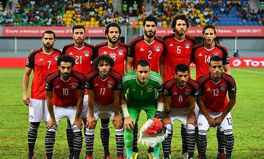National team of Egypt