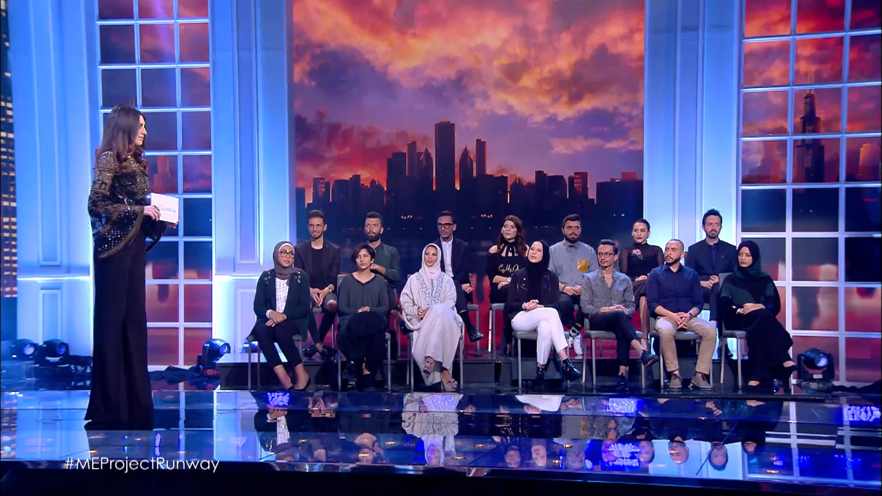 Project Runway Middle East Season 2 >> Project Runway Season 2 Episode 2 Looks | Scoop Empire