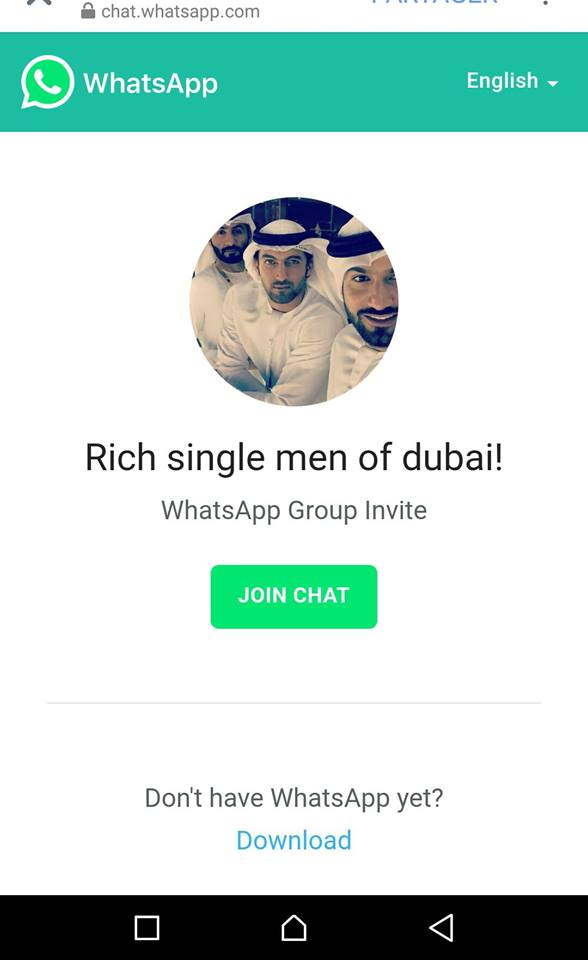 single men in dubai