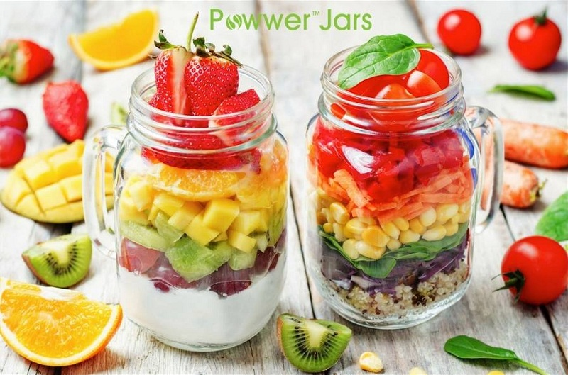 Powwer Jars