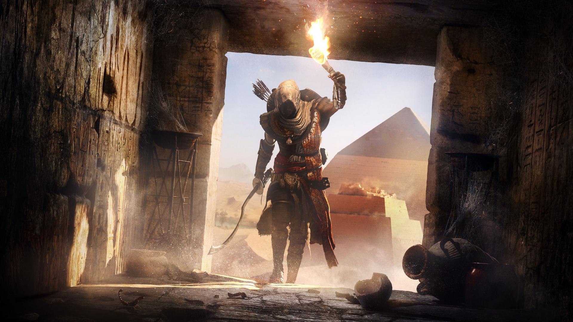 "Rejoice Arabs ""Assassins Creed Origins"" Video Game Just"