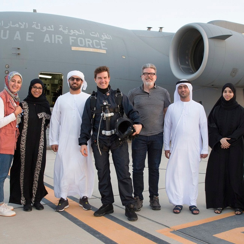 Nothing Is Impossible In Abu Dhabi Except Tom Cruise S