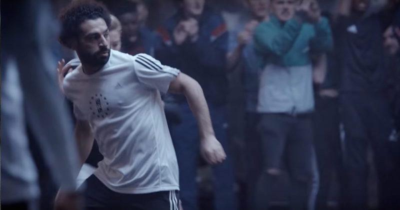 David Beckham Advert Adidas