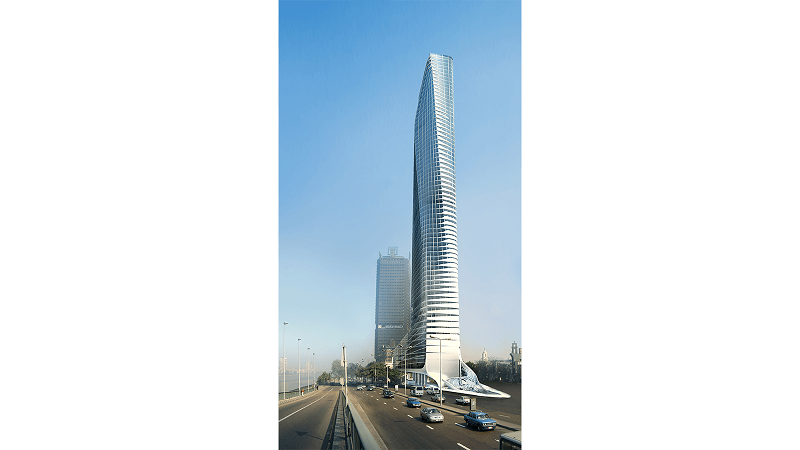 egypt to build zaha hadid 39 s tallest tower in africa al