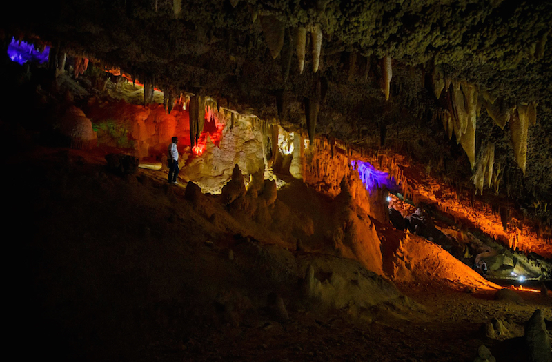 Sanur Caves