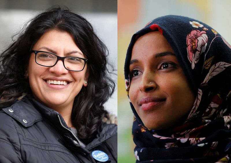 Rashida Tlaib and Ilhan Omar Win the American Midterm ...