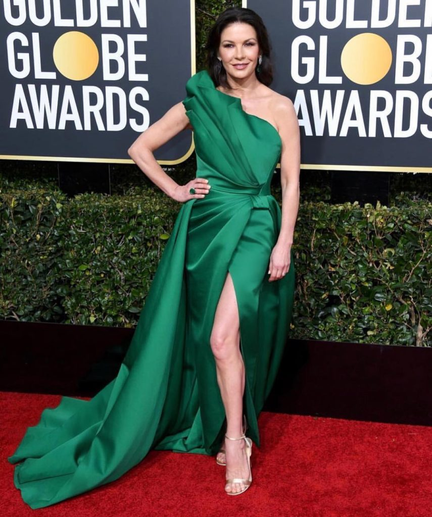Arab Designers Add a Bit More Glam to the Golden Globe's ...