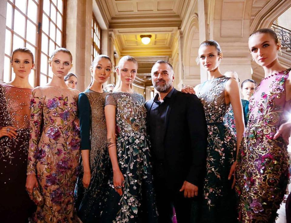 The 21st of January; Arab designers that are featured at the Haute Couture 2019 Spring-Summer fashion collection: