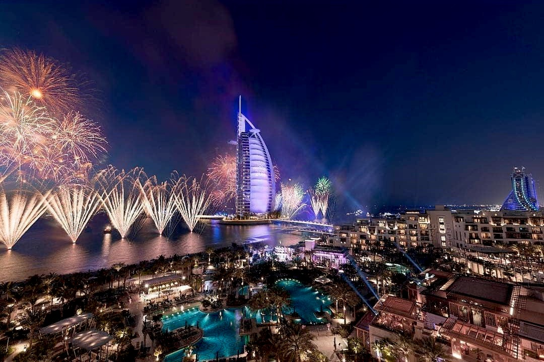 Check Out How These Arab Countries Rang In New Years!