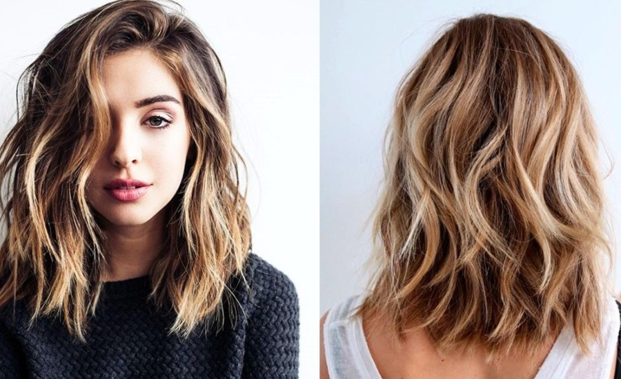 Amp Up Your Hotness With These Shoulder-Length Haircuts