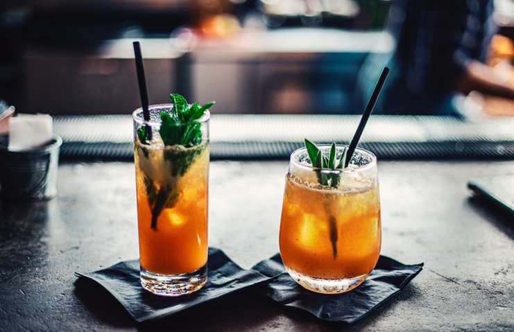 Exotic Flavors for Cocktails and Drinks: Summer 2019