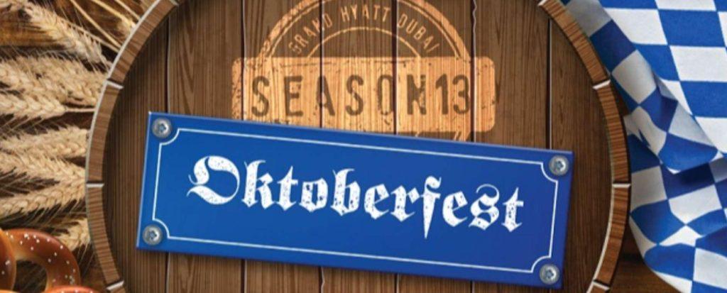 Grand Oktoberfest Tent