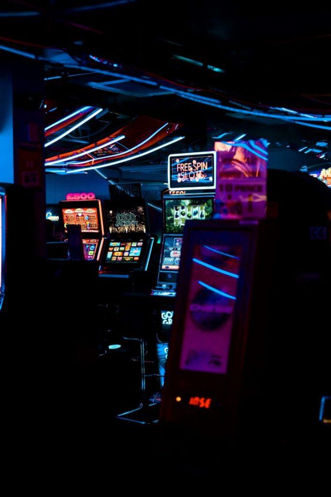 golden games casino Slot Machine