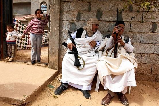 Libya-tribe-north africa