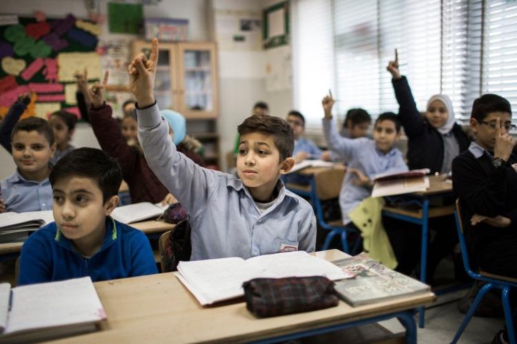 Children in schools - education